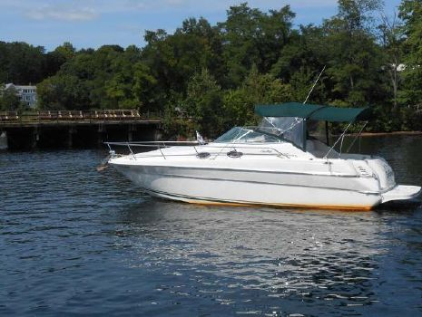 2001 Sea Ray 270 Sundancer