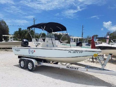 2014 Angler Boats 20 Grand Bay
