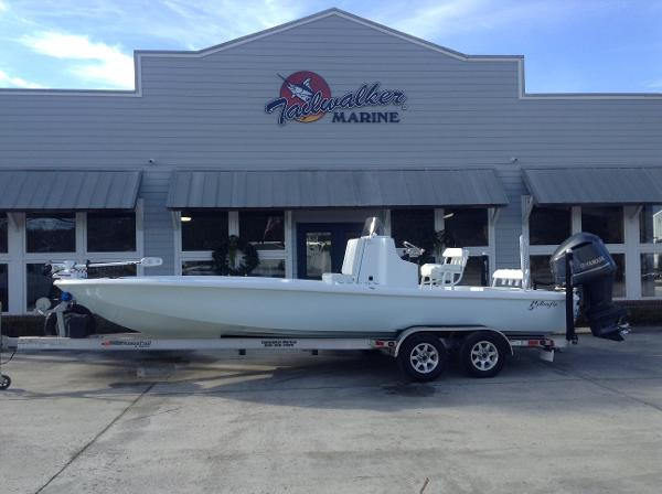 2015 Yellowfin 24 BAY