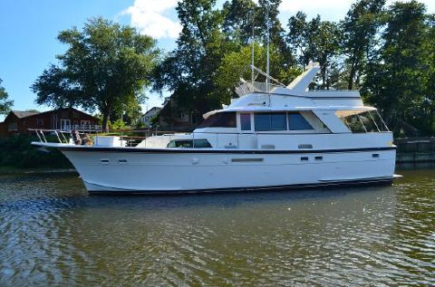 1984 Hatteras Classic MY