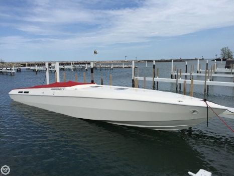 1995 Pantera Fountain/Aronow 47 1995 Pantera 47 for sale in Lakeside Marblehead, OH