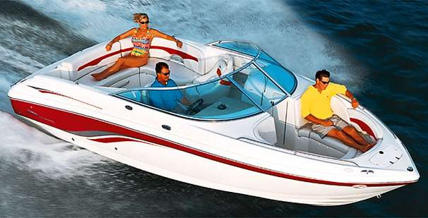 2000 Chaparral 230 SSi Manufacturer Provided Image