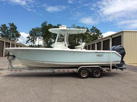 2015 Sea Hunt 25 Gamefish