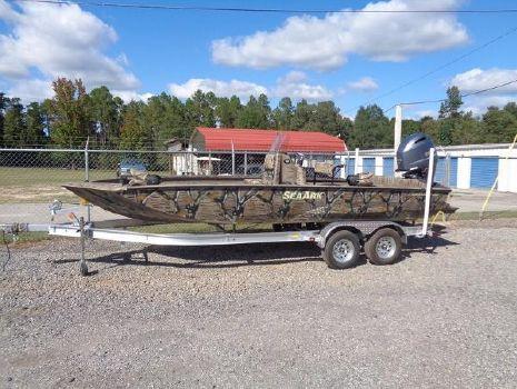 2016 Seaark BXT220