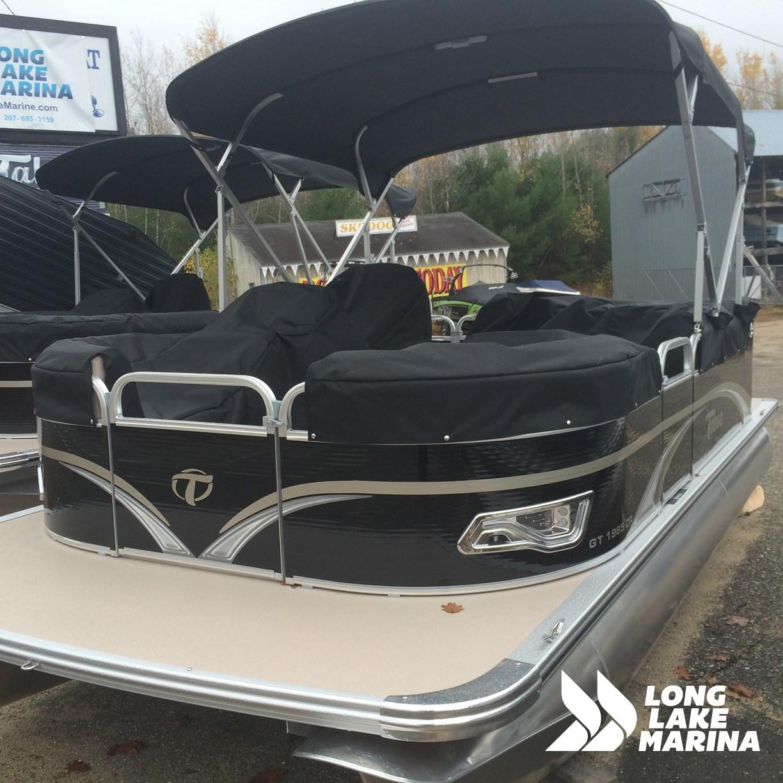2015 Tahoe Pontoon GT CRUISE