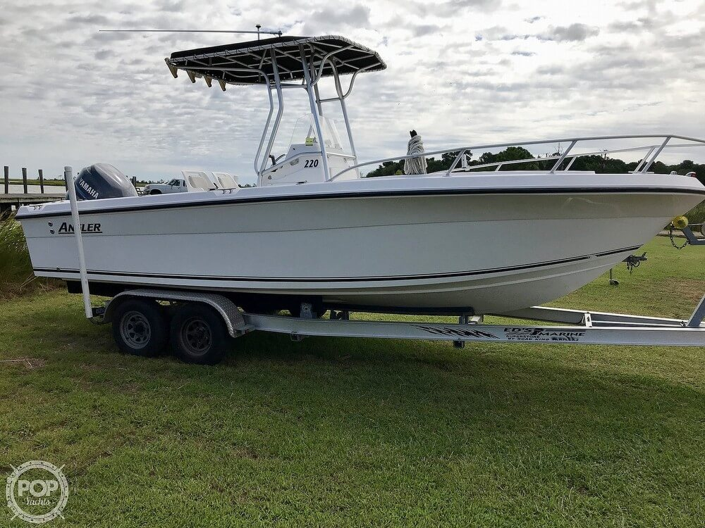 Check out this 2003 ANGLER BOATS 220 on Boattrader com