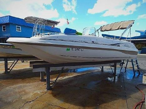 2003 Hurricane Fun Deck 211