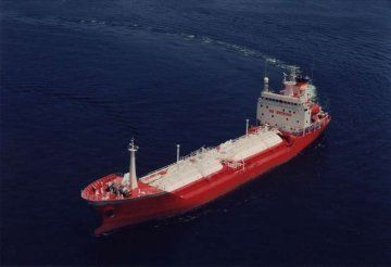1989 Custom Pressurized LPG Carrier