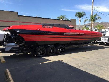 2017 Daves Custom Boats M35