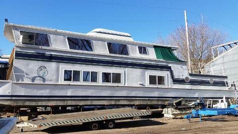 1978 Mattie Houseboat Houseboat