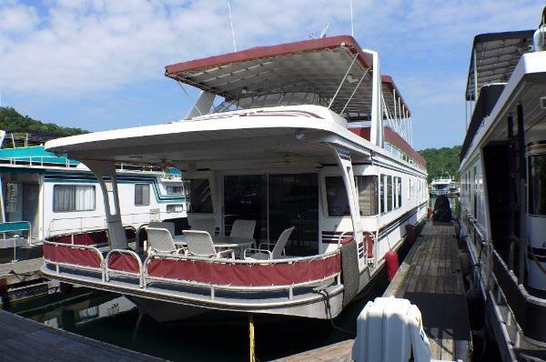 2000 JAMESTOWNER Houseboat