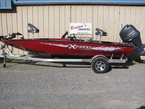 2015 Xpress Boats BASS X19 Xclusive Series X19