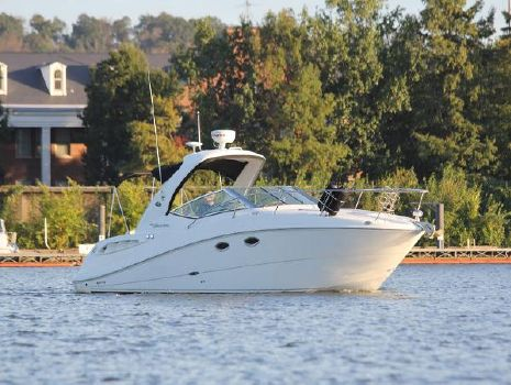 2008 Sea Ray 290 Sundancer Profile