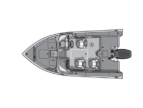 2016 Smoker-craft 172 Ultima