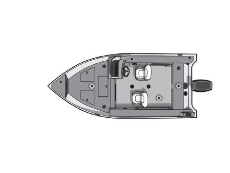 2016 Smoker-craft 161 Pro Angler