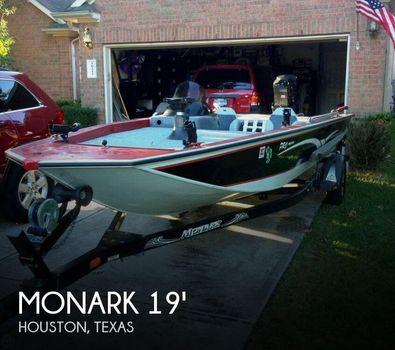 2001 Monark 900 Pro Series 2001 MonArk 900 Pro Series for sale in Houston, TX