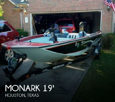 2001 Monark 900 Pro Series