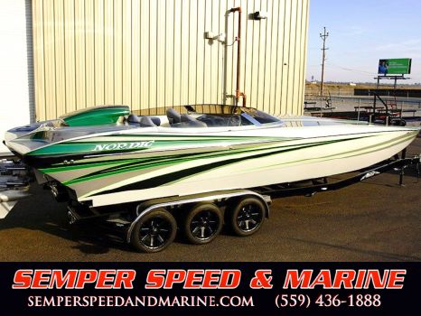 2014 Nordic Boats 28SS Coupe