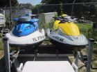 2007 SEA DOO GTX 155 & GTI 155