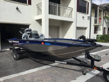 2011 Bass Tracker 175 TF 2011 Bass Tracker Pro 175 TF for sale in Davie, FL