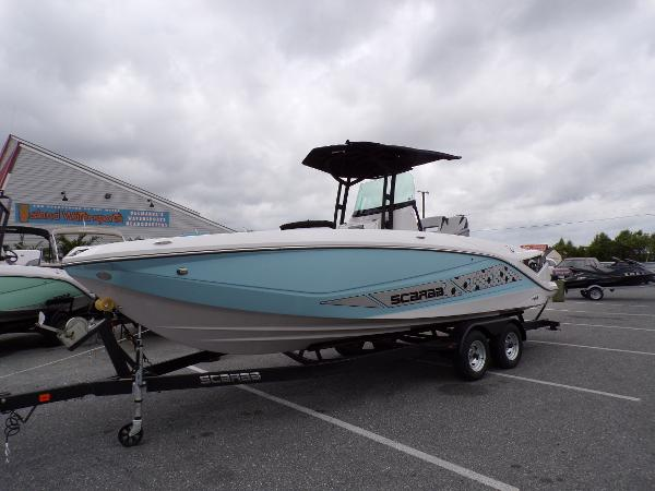 Check out this 2018 Scarab 255 on Boattrader com