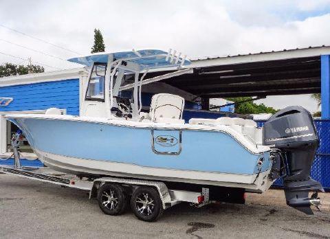 2018 Sea Hunt Ultra 255se