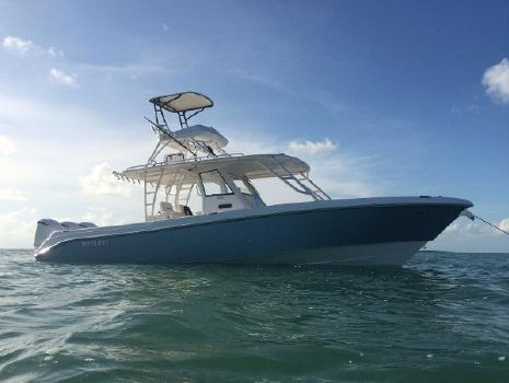 2015 Everglades Boats 355CCX