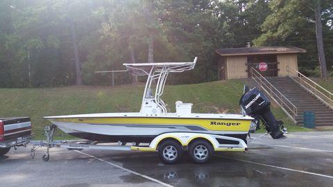2004 Ranger 2180 Bay