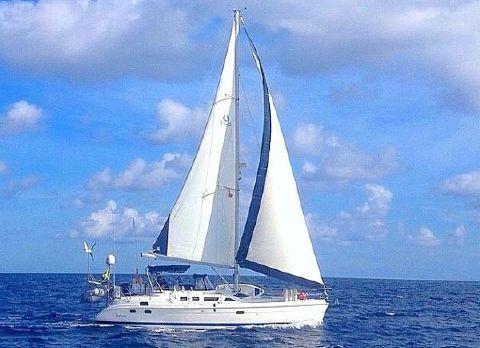 2002 Hunter Passage 456