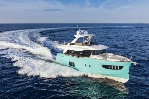 2018 ABSOLUTE POWERBOATS 58 Navetta