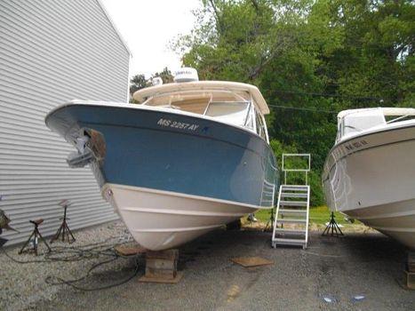 2011 Grady White Boats 307 Freedom