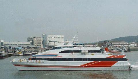 1994 Custom High Speed Catamaran Ferry