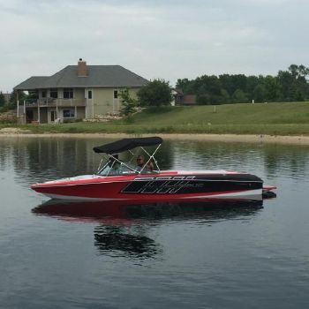 2015 Correct Craft Ski Nautique 200 Team open bow