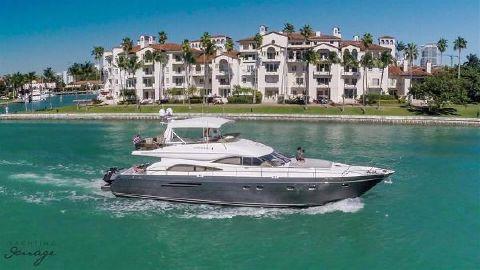 2003 Princess Viking 65 Motor Yacht