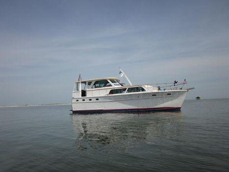 1969 Egg Harbor 43 Cruiser