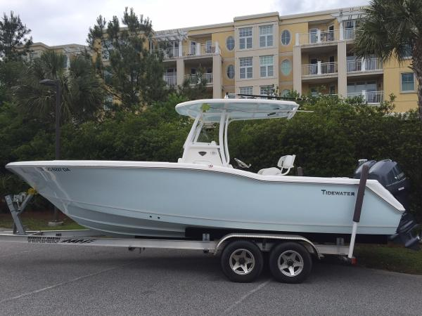 2014 tidewater 25 cc 25 foot 2014 motor boat in for Used boat motors for sale in sc