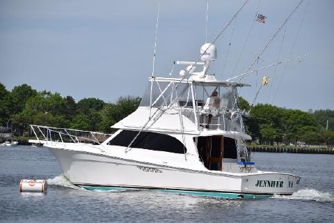 2006 Egg Harbor Sportfish 2006 Egg Harbor 43'