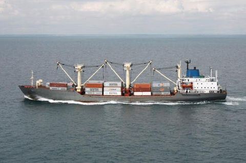 1983 Custom Cargo Vessel