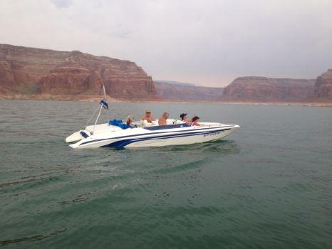 2000 Eliminator Boats 230 Eagle
