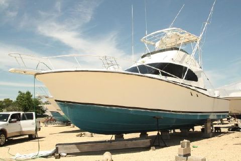 1989 Luhrs 38 Convertible