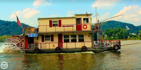 2013 Custom-Craft 56' Sternwheeler 2013 Custom 56' for sale in New Martinsville, WV