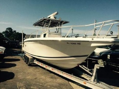 2003 Angler Boats 3100CC Angler 3100CC