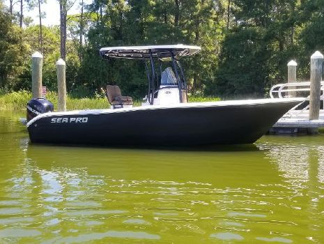 2018 SEA-PRO 219 Deep V Series