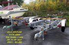 2015 VENTURE VATB-8025 Alum I-beam