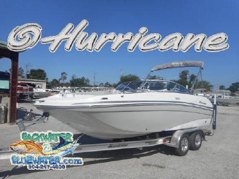 2018 HURRICANE SD 217