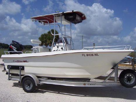 2007 Caracal 180 Catamaran