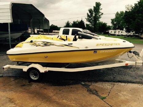 1999 Sea-Doo Sport Boats Speedster 220