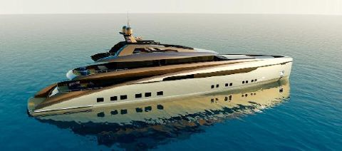 2018 Sunrise Yachts 170 Merideon FYD 170 profile