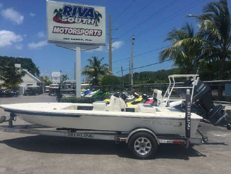 2015 Sterling Boats 180TS