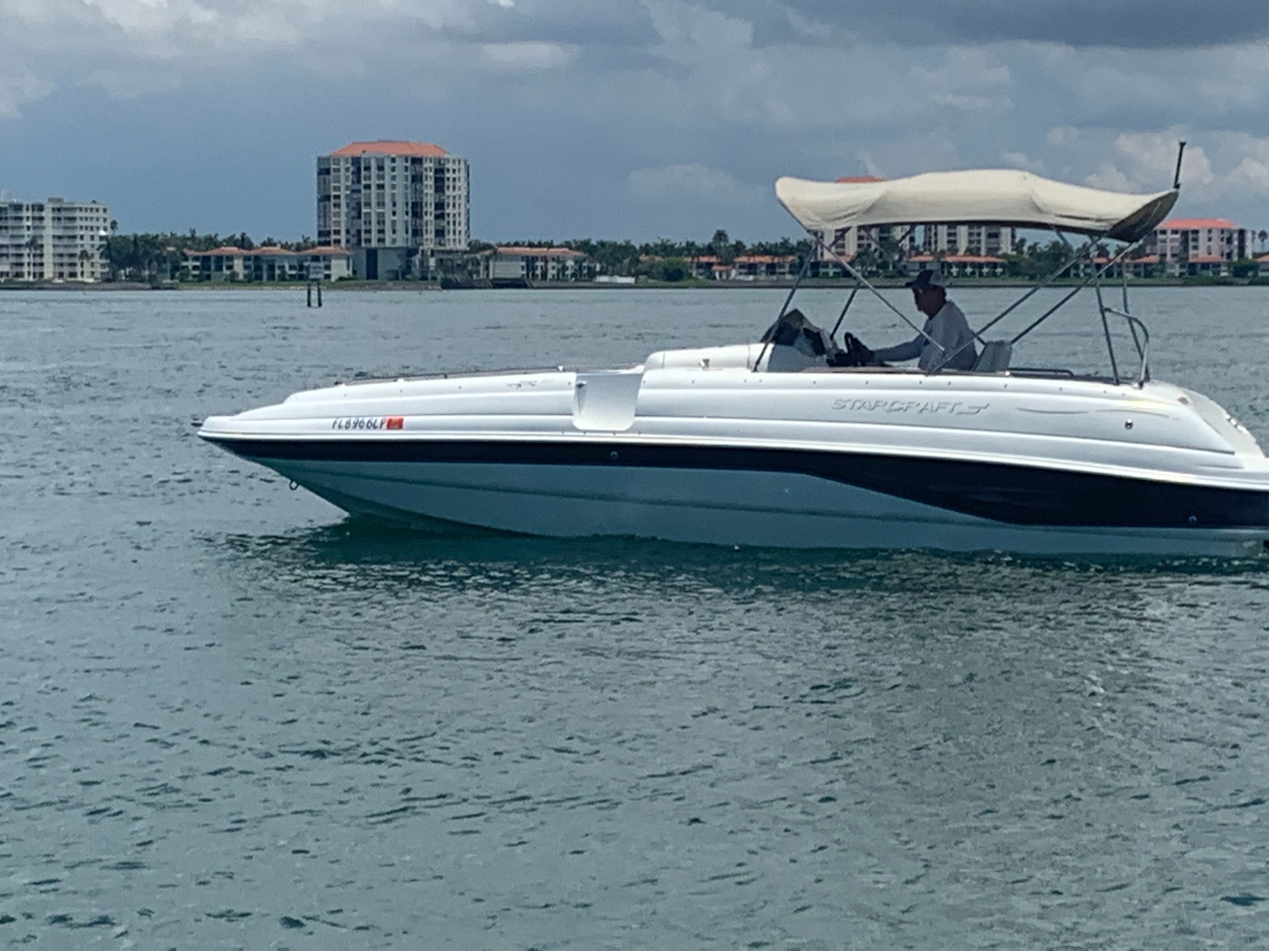 Check out this 2001 Starcraft Aurora 2415 on Boattrader com